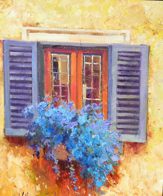 Behind the Shutters