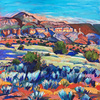 SOLD  Ghost Ranch Drama