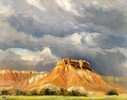 Storm Over Ghost Ranch ( Call for availabilty )