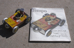 Wax Racer featured on the cover of Tempo / The Taos News
