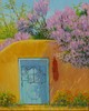 SOLD  May Blossoms in Taos