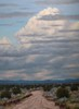 Summer Clouds - New Mexico